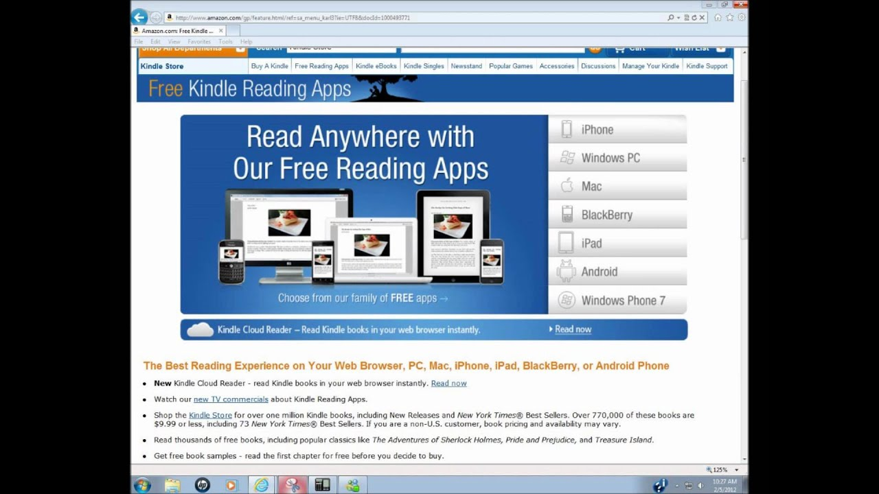 How To Amazon Ebook Without Kindle