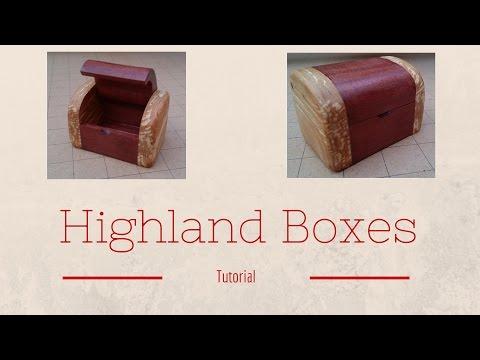 Ring box tutorial