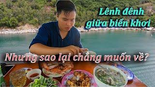 Phú Yên Du Ký P4: Đi xem Tàu đắm và ăn hải sản giữa biển xanh ngắt ở vịnh Vũng Rô
