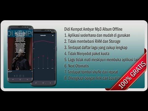 Didi Kempot Ambyar Mp3 Album Offline Aplikasi Musik Gratis Youtube