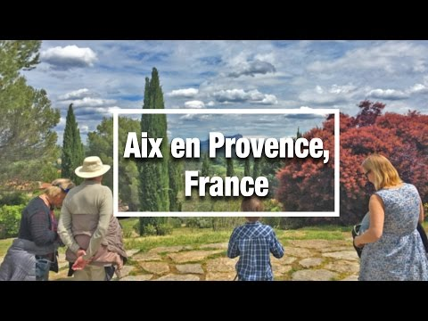 City Walks: Aix En Provence, France