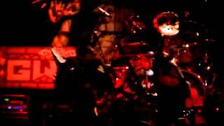 GWAR-Mitt Romney dies+Horror of Yig NY 10/16/2012