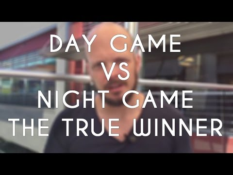 Day Game vs Night Game - Which one is easier ?