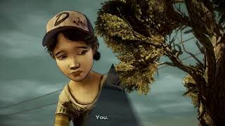 Clementine The Walking Dead Game |NF Let You Down music video