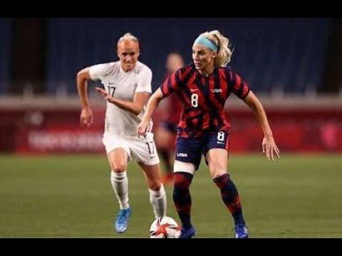 Download USA vs Australia  HD Full Match  Women Olympics Tokyo 2021 Football Match Today Soccer