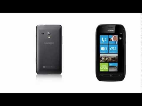 Samsung Omnia M S7530 Vs Nokia Lumia 710, Quick Full Specs Comparison