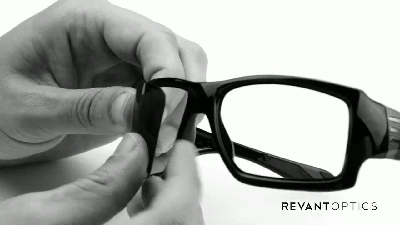 a670f13107 Óculos de Sol Oakley Big Taco - Reposição de Lentes - YouTube