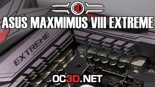 Asus Maximus VIII Extreme  Skylake 1151 8 Extreme DDR4