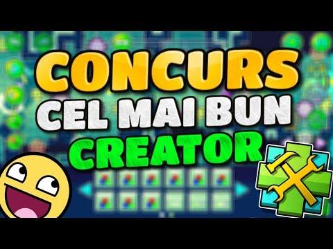 CONCURS - Cel mai bun creator - Geometry Dash