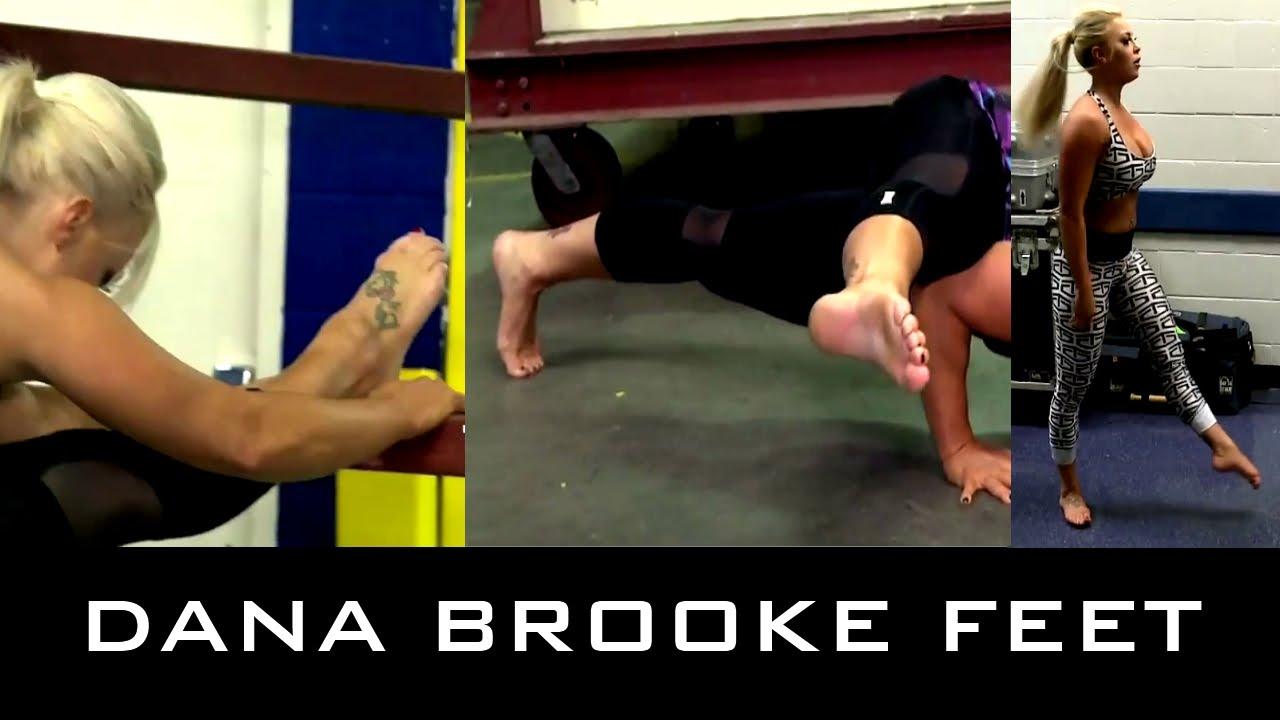 Dana Brookeashley Seberas Feet Soles Hd Tapout Youtube