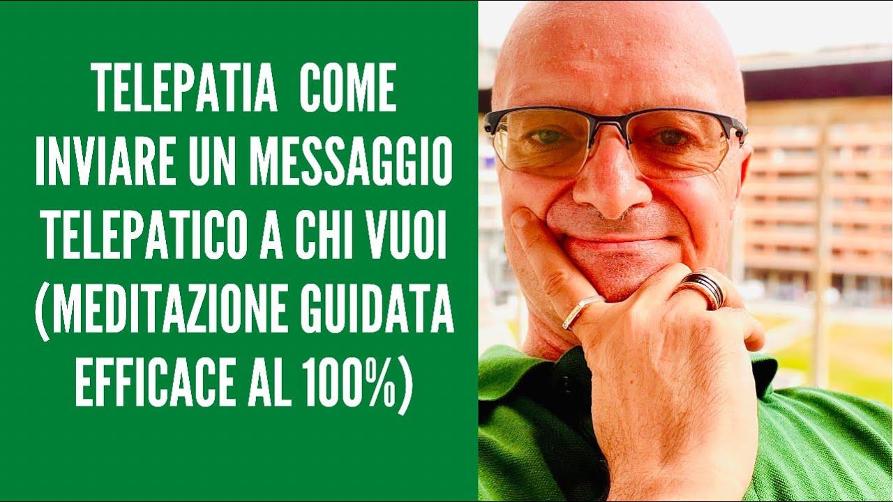 Download TELEPATIA : ♥️COME INVIARE UN MESSAGGIO TELEPATICO A CHI VUOI (MEDITAZIONE GUIDATA EFFICACE AL 100%)