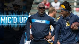 "Anthony Lynn Mic'd Up vs. Bengals ""Start fast! Bring that energy!"" 