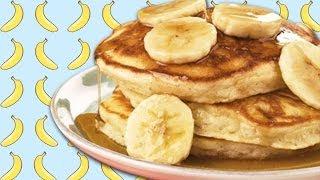 Pancakes | Natural Banana Pancakes