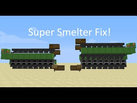 Mumbo Jumbo Super Smelter Fix Tutorial!