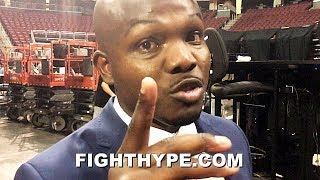 "TIM BRADLEY GIVES KEITH THURMAN EVERY TIP TO BEAT PACQUIAO; SENDS ""DON'T BELIEVE THE HYPE"" MESSAGE"