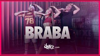 Baixar Luísa Sonza - Braba | FitDance TV (Coreografia) Dance Video
