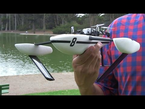 Parrot Hydrofoil Review: One Crazy Boat-Copter
