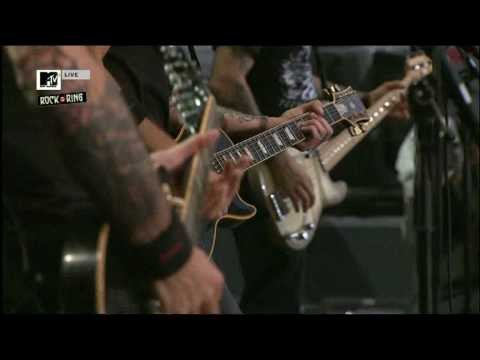 Rise Against - Prayer Of The Refugee live @Rock Am Ring 2010