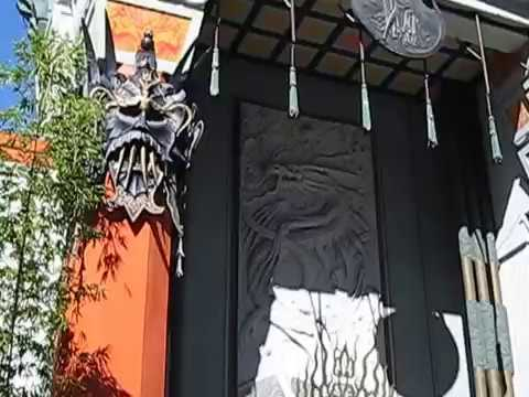036 Hollywood handprints Grauman's Chinese Theater PCH 2016