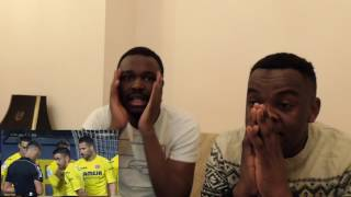 Barcelona Fans React To: Villarreal vs Real Madrid 2-3 - All Goals - 26/02/2017 HD