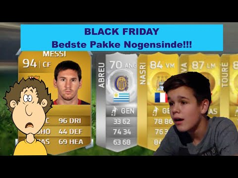BLACK FRIDAY - Pack Opening - OMG YES!