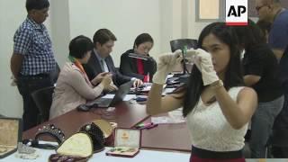 Govt revalues Imelda Marcos' seized jewellery