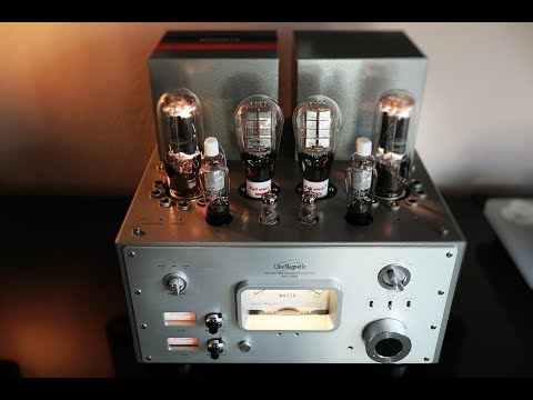 HIFI Review: Line Magnetic 219ia with Klipsch Heresy III - Single ended Triode at its finest.
