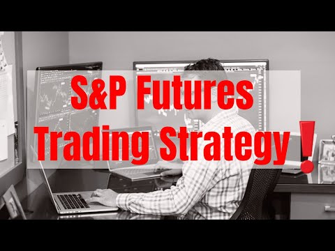 S&P Futures Trading Strategies | Emini Futures Trading | Thinkorswim