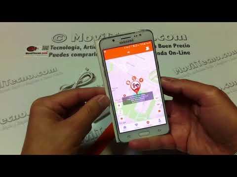 b33a1843a Reloj localizador GPS para niños - MovilTecno.com - YouTube
