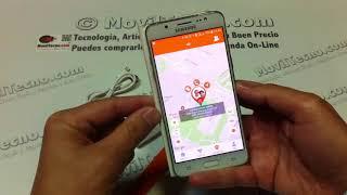Reloj localizador GPS para niños - MovilTecno.com