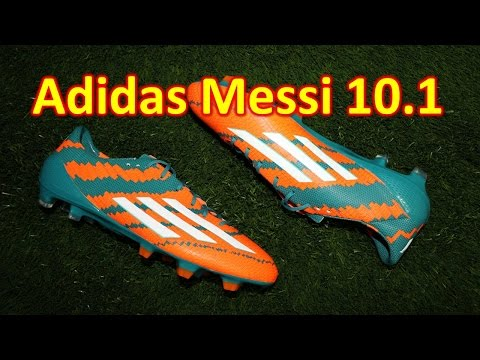 Adidas Messi 10.1 MIROSAR10 - Review + On Feet