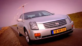 Classic Cadillacs challenge - Top Gear - BBC