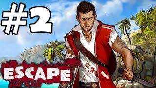 Escape Dead Island Walkthrough Part 2 Gameplay Let's Play Playthrough Review HD