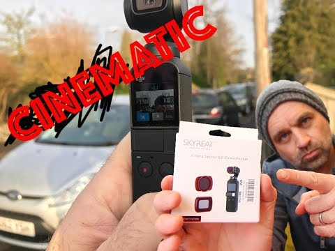 DJI OSMO POCKET: WHY You Need ND FILTERS