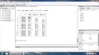 Time series in Stata®, part 3: Time-series operators