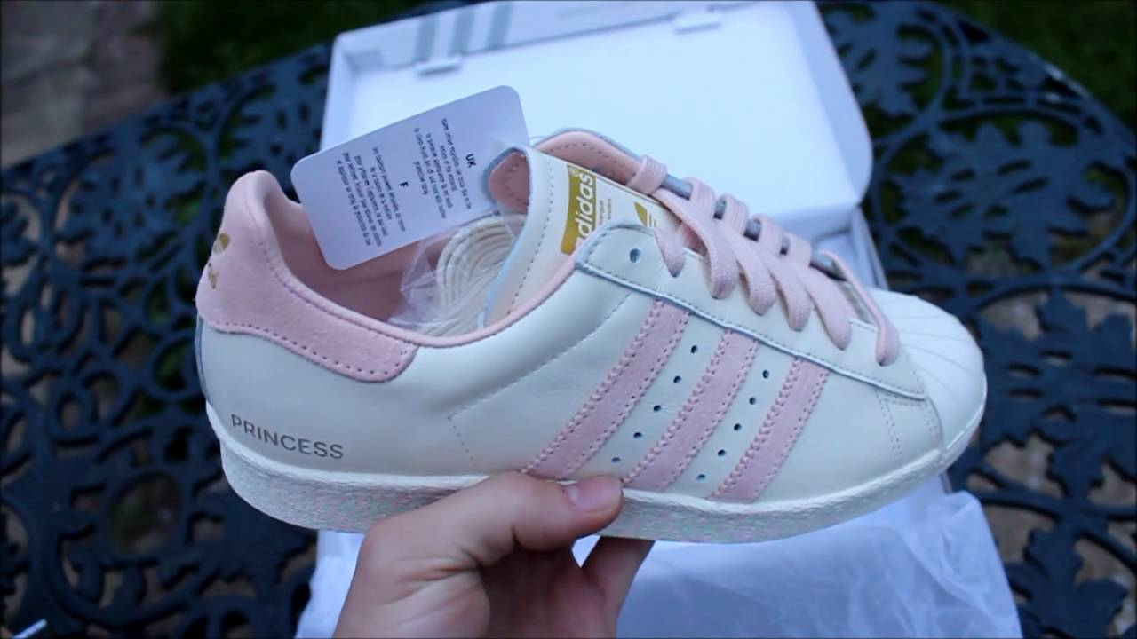 Mi Adidas Custom Superstars Unboxing