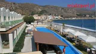 Hotel Grand Bay Beach Resort Kolymbari Chania Zachodnia Kreta Grecja | Greece | mixtravel.pl