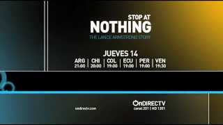 Stop at Nothing, the Lance Armstrong Story - OnDIRECTV