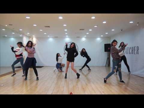 Dreamcatcher(드림캐쳐) Chase Me 안무연습 영상(Dance Practice Video)