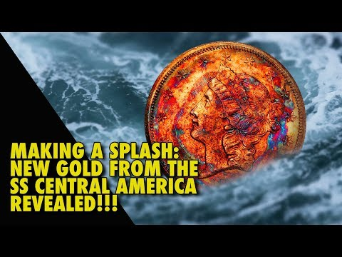 CoinWeek: S.S. Central America Shipwreck Gold Treasure Recovery News