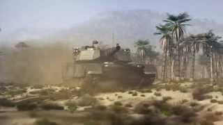 Desert Operations - 3D Trailer