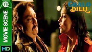 Lara Dutta insults Vinay Pathak - Chalo Dilli