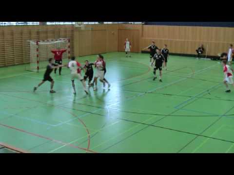 TSV St.Otmar U21- Nati U17, Dixon#10 in Aktion