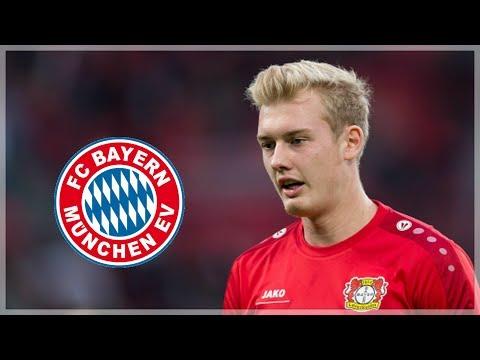 Julian Brandt 2017 | Dribbling Skills, Goals, Passes | HD