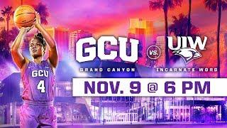 GCU Women's Basketball vs. Incarnate Word Nov 9, 2018