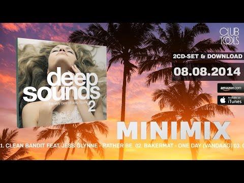 Deep Sounds Vol. 2 (The Very Best Of Deep House) (Official Minimix HD)