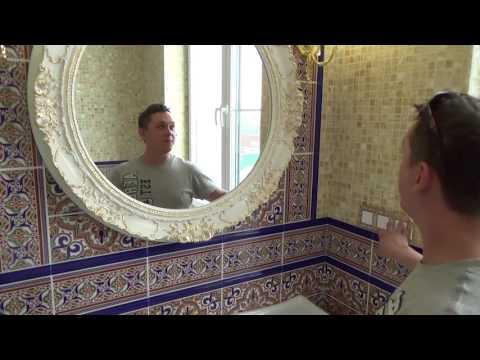Ремонт квартиры в восточно европейском стиле - экскурсия по объекту (on The Triangular House Tour)