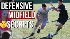 5 Soccer Tips For Defensive Midfielders