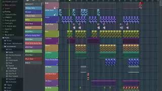 Taylor Swift - How You Get The Girl (FL Studio Remake) + (Download Link)