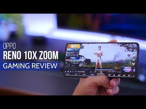 OPPO Reno 10x Zoom – Gaming Features And Performance – EXPLAINED!